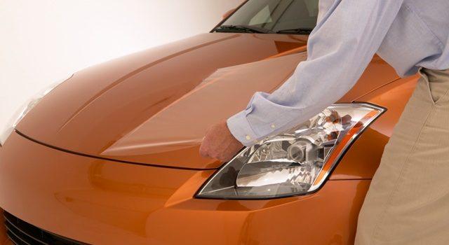 Как снять пленку с автомобиля