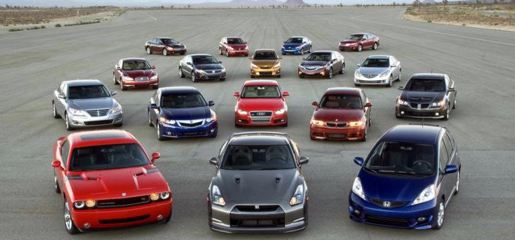 Типы кузова автомобиля