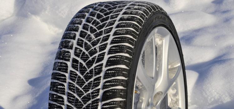 Как выбрать зимнюю резину на авто