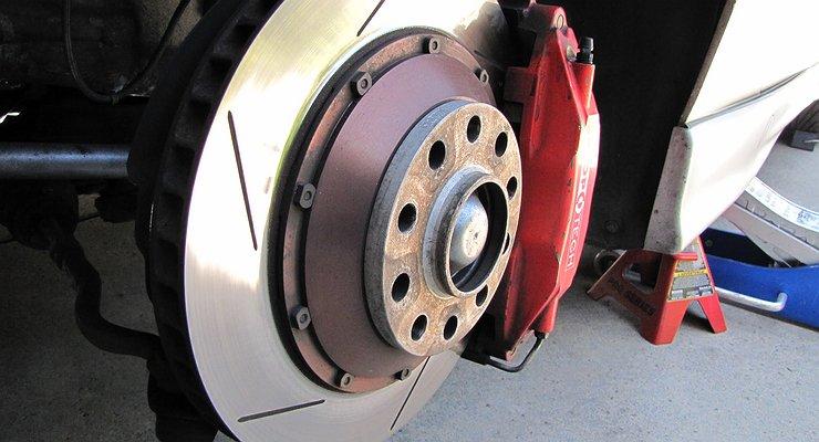Перегрев тормозных дисков. Что делать