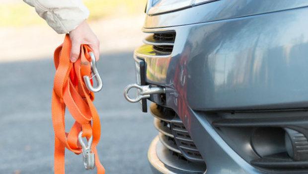 Как правильно буксировать автомобиль с АКПП?