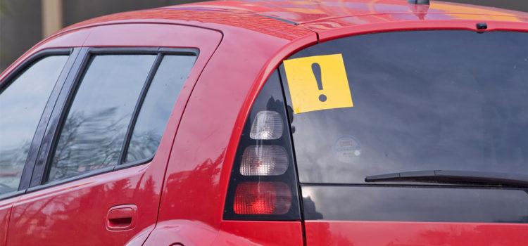 Что нельзя говорить неопытному водителю?