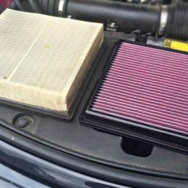 Когда необходимо поменять воздушный фильтр?